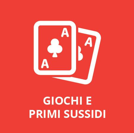 - D - Giochi e primi sussidi