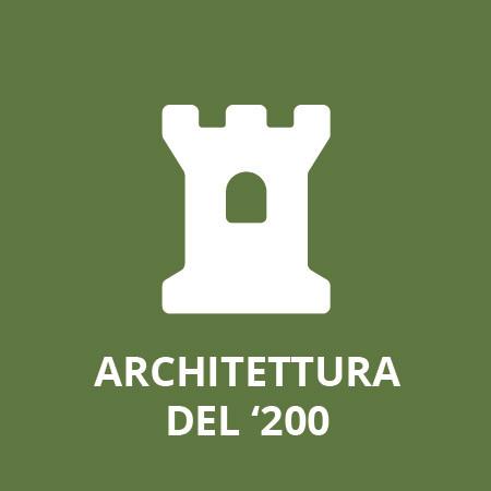 9. Architettura del '200