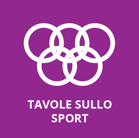 - I - Tavole sullo Sport