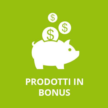 Prodotti in Bonus